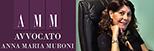 Avvocato Anna Maria Muroni – Separazione divorzio Logo